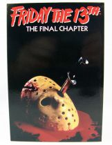 Friday the 13th (The Final Chapter) - Jason Voorhees (Deluxe) - Neca