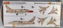 Frog - F280 North American F-100D Super Sabre Neuf Boite 1/72ème