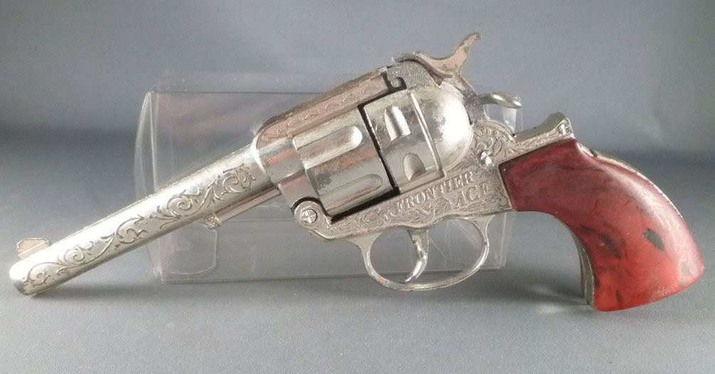 Frontier Ace Colt Pistolet à amorces - Made in England