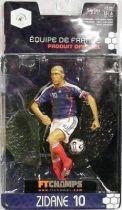 FTChamps - Equipe de France - Zinedine Zidane