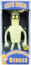 """Futurama - Funko Coin Bank - 8\"""" Bender (glow-in-the-dark)"""