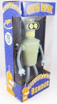 "Futurama - Funko Coin Bank - 8\"" Bender (regular)"