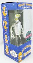 Futurama - Funko Wacky Wobbler - Chrome Bender (European Exclusive)