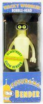 Futurama - Funko Wacky Wobbler - Glow Bender (World Exclusive)