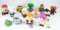 Futurama - Kidrobot - Set complet de 12 figurines vinyl 8cm (Série 1)