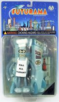 "Futurama - Moore Action Collectible - Chef Bender 6"" Action Figure (Previews Exclusive)"