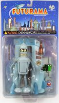 Futurama - Moore Action Collectibles - Bender - Figurine articulée 15cm
