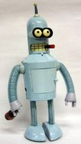 Futurama - Rocket USA - Bender wind-up robot