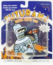 Futurama - Rocket USA - Metal Click Toy Bender