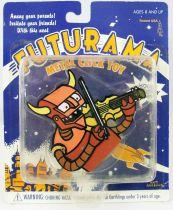 Futurama - Rocket USA - Metal Click Toy Robot Devil
