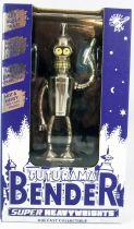 Futurama - Rocket USA - Super Heavyweight Chrome Bender