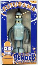 Futurama - Rocket USA - Tin Robot Wind-up Bender