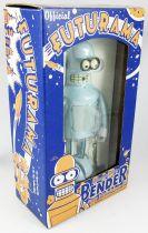 Futurama - Rocket USA - Tin Robot Wind-up Bender