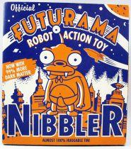 Futurama - Rocket USA - Tin Robot Wind-up Nibbler