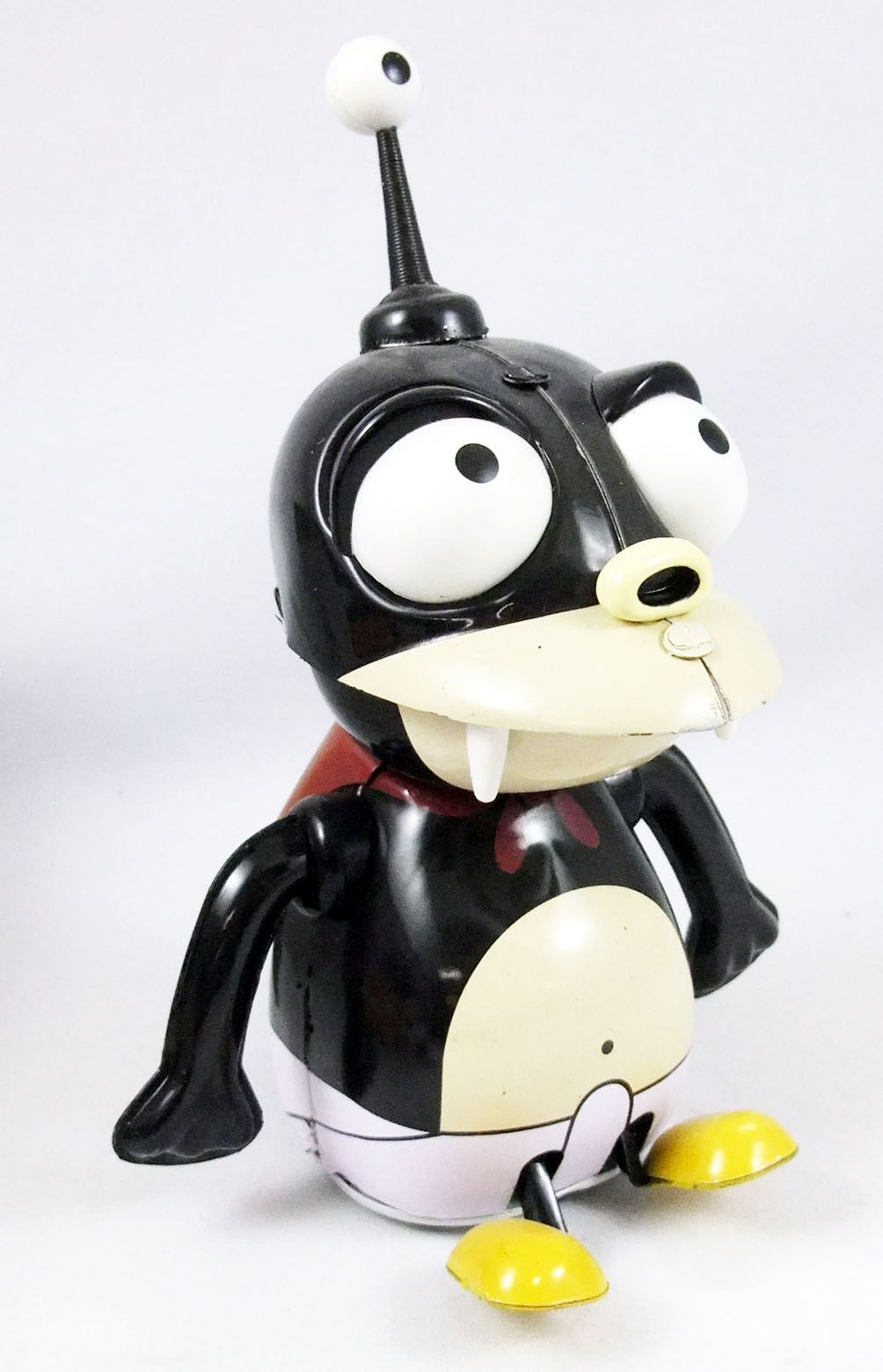 Futurama - Rocket USA - Tin Robot Wind-up Nibbler