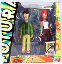 Futurama - Toynami - Alternate Universe Fry & Leela (SDCC 2008 Exclusive)