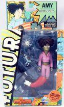 Futurama - Toynami - Amy Wong (Santa Robot Build-A-Bot)