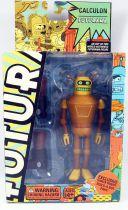 Futurama - Toynami - Calculon (Santa Robot Build-A-Bot)