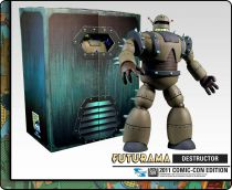 Futurama - Toynami - Destructor (SDCC 2011 Exclusive)