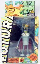 Futurama - Toynami - Super King (Santa Robot Build-A-Bot)