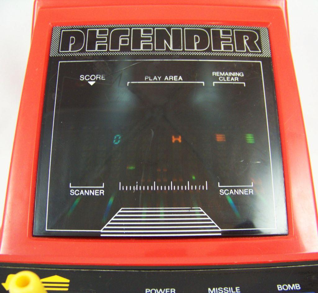 Gakken LSI Game - Table Top - Defender (occasion) 05