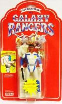 Galaxy Rangers - Doc Hartford