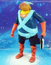 Galaxy Rangers - Galoob Ideal - Captain Kidd (loose)