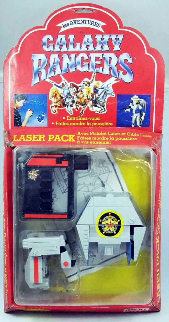 Galaxy Rangers - Laser Pack