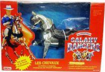 Galaxy Rangers - Silver Robot Horse