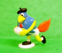 Galli (the sports cock) - Schleich - Rugby player Galli