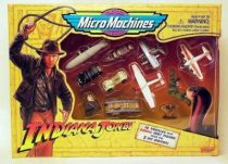 Galoob - Micro Machines -  Indiana Jones set