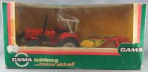 Gama 4262 Deutz Tractor with Spreader Mint in Box 1:16
