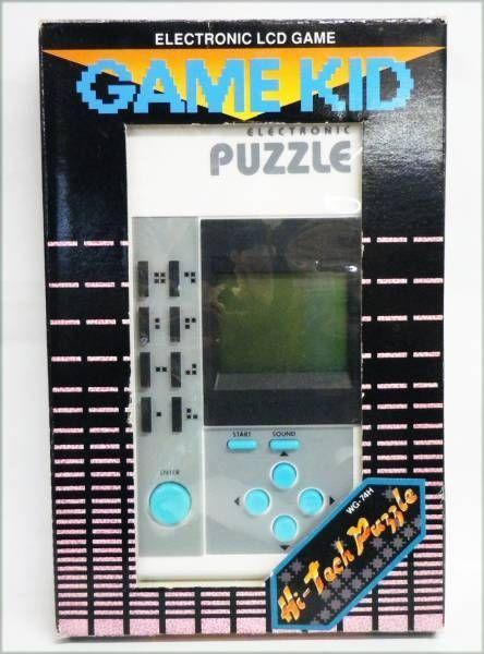 Game Kid - Handheld Game - Electronic Puzzle (neuf en boite)