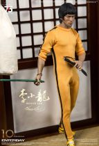 """Game of Death - Bruce Lee - 12\"""" figure Enterbay (Behind the Scene Edition)"""