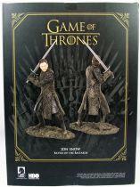 Game of Thrones - Dark Horse figure - Jon Snow Battle of the Bastards