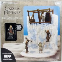 Game of Thrones - Funko - Figurine 10cm - Le Mur & Tyrion Lannister
