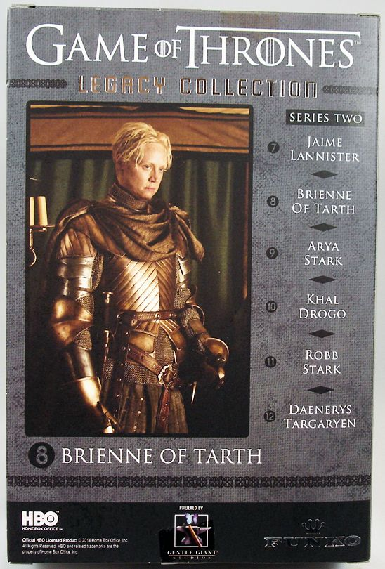 Game of Thrones - Legacy Collection - #08 Brienne of Tarth (1)