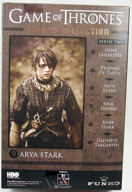 Game of Thrones - Legacy Collection - #09 Arya Stark (1)
