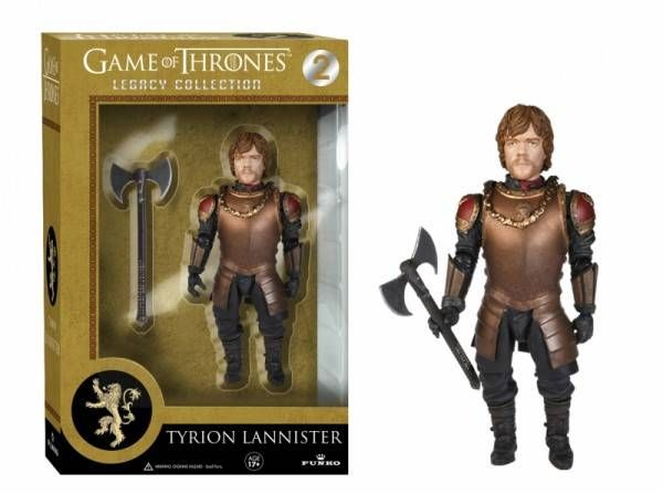 Game of Thrones - Legacy Collection - #2 Tyrion Lannister