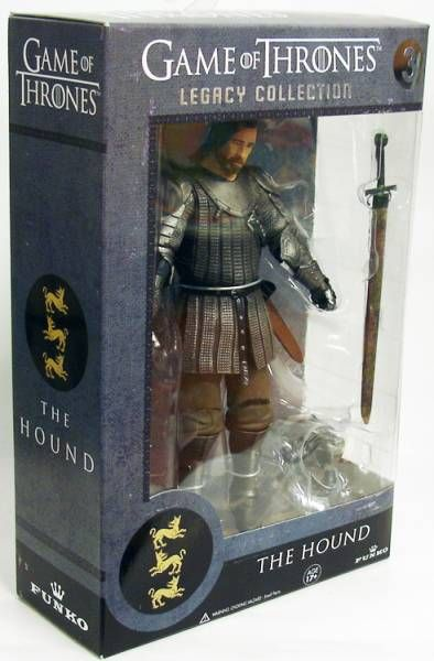 Game of Thrones - Legacy Collection - #3 The Hound Sandor Clegane
