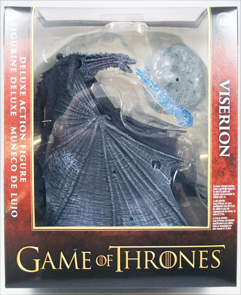 Game of Thrones - McFarlane Toys - Viserion