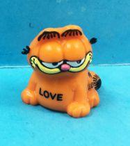 "Garfield - Bully PVC Figure - Garfied \""Love\"" mini figure"