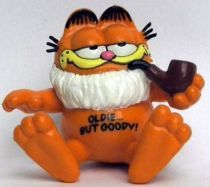 Garfield - Bully PVC Figure - Garfied as Opa