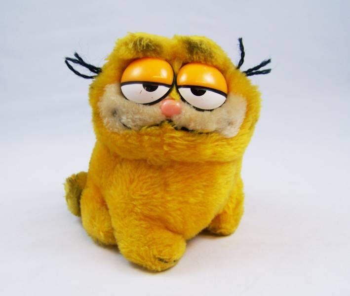 Garfield - Daikin & Cie Plush - 6inch Garfield