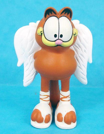 Garfield - Figurine PVC Plastoy - Garfield en Ange