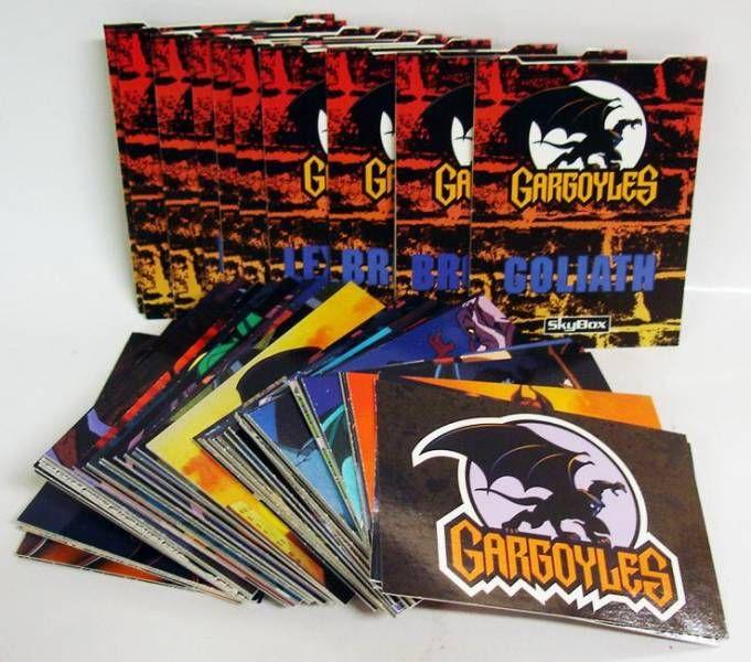 Gargoyles - Sky Box - Trading card set