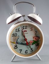 Gaston - Corvair Alarm Clock - Gaston sleeping