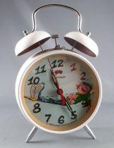 Gaston - Corvair Alarm Clock - Gaston sleeping