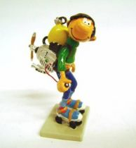 Gaston - Pixi Collector Figure - Gaston on motorized rollers ref.4706