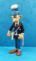 Gaston - Plastoy PVC Figure - Sergeant Joseph Longtarin